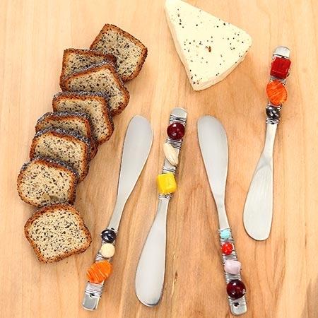 Paletas y cucharas